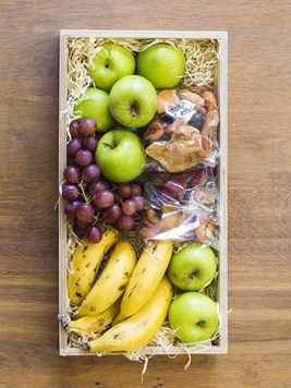 Snack & Gift Hampers: Full of Fruit