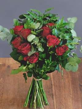 Bouquets: Premier Red Rose Bouquet